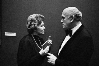 Ирина Антонова и Святослав Рихтер
