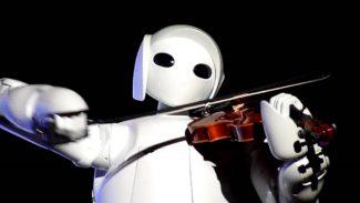 Робот-скрипач
