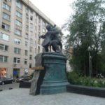 Сквер Мстислава Ростроповича появится в Москве в следующем году