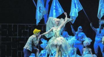 Балет получился стильным и с настроением. Фото - Сергей Гутник/Вконтакте