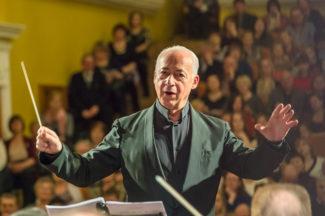 Владимир Спиваков. Фото - Надежда Пелымская
