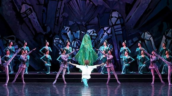 Балет каменный цветок мариинский театр