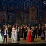 В Большом театре Беларуси 29 декабря прошел новогодний гала-концерт