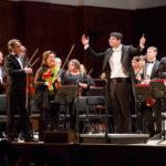 Валентин Урюпин и Новосибирский академический симфонический оркестр