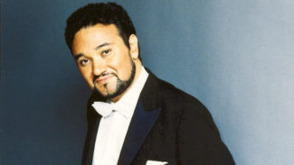 Рамон Варгас. Фото - Euro Entertainment
