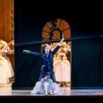 Новый пермский спектакль – балет о балете. Фото - Антон Завьялов