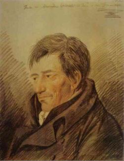 Муцио Клементи в 1810 году, художник Александр Орловский
