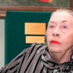 Скончалась педагог Дмитрия Хворостовского Екатерина Иофель