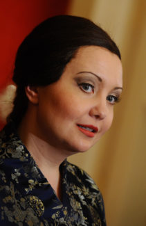 Альбина Шагимуратова. Фото - Станислав Красильников/ТАСС