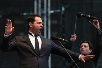 Ильдар Абдразаков считает, что стабильность - большое качество для певца, признак его мастерства. Фото - Анатолий Медведь/ТАСС