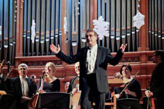 Александр Рудин и Musica Viva. Фото - Ирина Шымчак