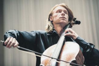 В России Сергей Антонов выступает часто. Фото - Никита Ларионов/www.krasfil.ru