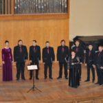 Камерный хор Астраханской филармонии исполнит колядки и классику в Нижнем Новгороде