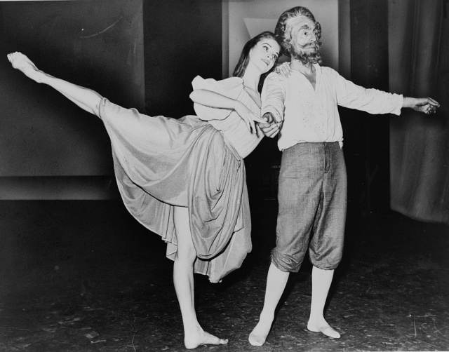 """Джордж Баланчин в балете """"Дон Кихот"""" Фото - Commons.wikimedia.org"""