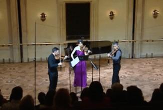 Солисты оркестра Большого театра исполнили сочинения Дворжака