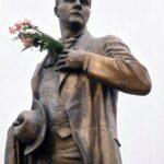 памятник Фёдору Шаляпину в Казани