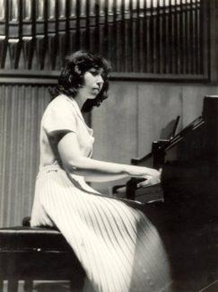Елена Кушнерова. Малый зал Московской консерватории, 1981 г.
