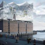 В Гамбурге торжественно открыли Эльбскую филармонию