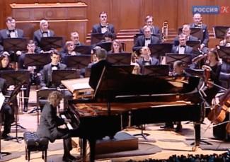 Абонемент «Любимые фортепианные концерты»
