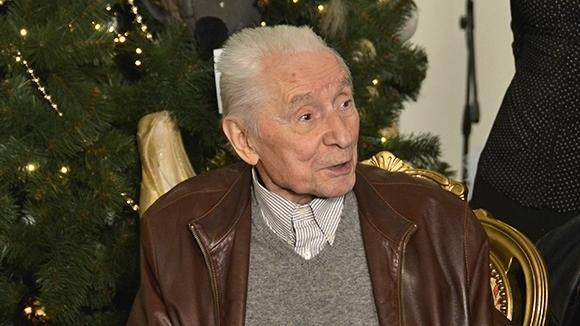 Юрий Григорович. Фото - пресс-служба ГЦТМ