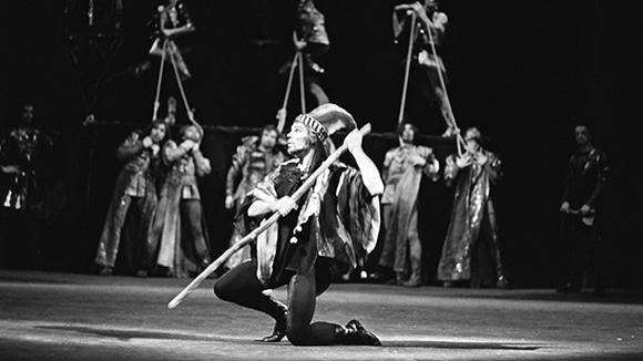 """Балет """"Иван Грозный"""", 1975 год. Фото - Анатолий Гаранин/РИА Новости"""
