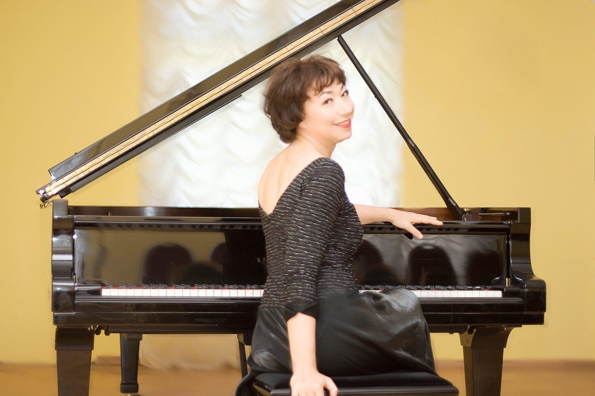 Елена Кушнерова. Фото - Maria Peter-Filatova