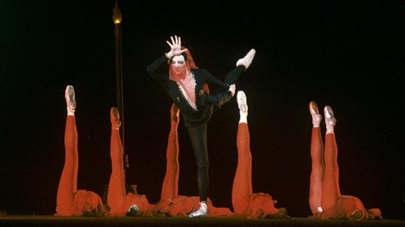 Мехменэ Бану - Татьяна Голикова, 1983 год. Фото - Александр Макаров/РИА Новости