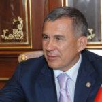Рустам Минниханов признан персоной года газетой «Музыкальное обозрение»