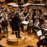 Внук Мусы Джалиля открыл V концертный сезон Молодежного симфонического оркестра РТ