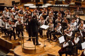 Открыт V концертный сезон Молодежного симфонического оркестра РТ