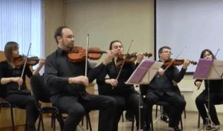 Благотворительный концерт в исполнении камерного оркестра «Солисты Нижнего Новгорода»