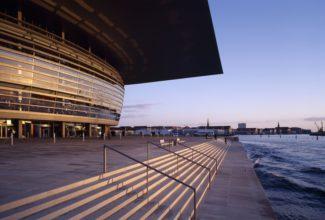 Copenhagen Opera House. Фото - Adam Mørk.