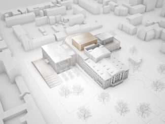 В театре по-прежнему предлагают использовать проект Дэвида Чипперфильда, который уже находится в собственности Пермского края и учитывает все потребности труппы