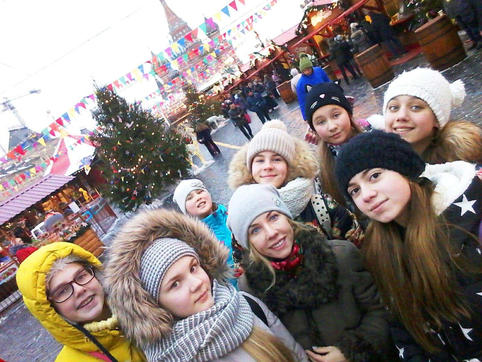 Ученики самарской музыкальной школы выступили в Кремле