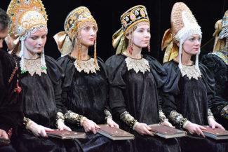"""""""Царская невеста"""" вернется на сцену """"Геликон-оперы"""" в сентябре"""