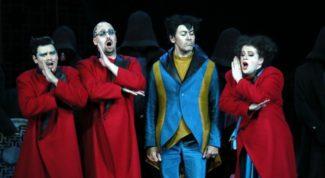 В театре «Геликон» показали «Турандот» без хэппи-энда