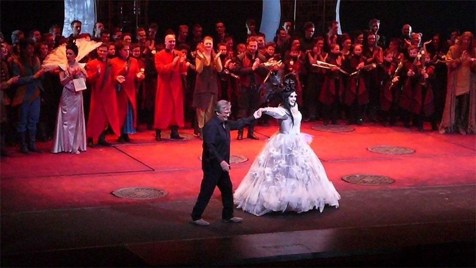 «Геликон-опера» представит новую «Турандот»