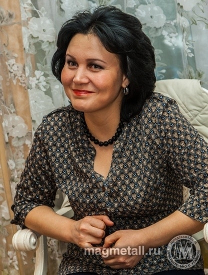 Галия Валеева. Фото - Евгений Рухмалев/МагнитМеталл