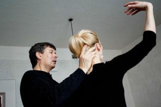 Дмитрий Вдовин во время мастер-классов в Варшавском Большом театре, 2013 год. Фото - личный архив Д. Вдовина