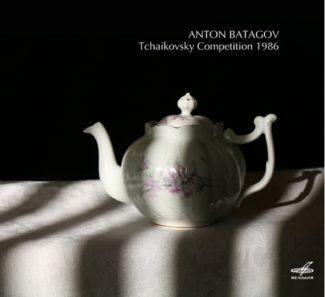 Антон Батагов «Конкурс Имени Чайковского 1986»