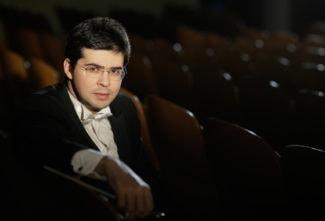 Валентин Урюпин. Фото - Пермский театр оперы и балета