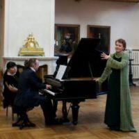 Оперная дива Марина Домашенко дала концерт в Таганроге
