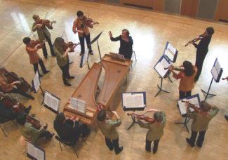 Барочный оркестр Европейского Союза переезжает в Голландию