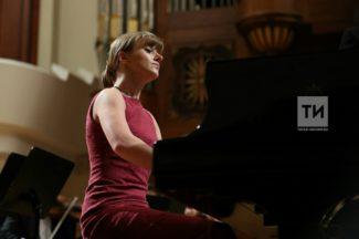 Пианистка Елена Лось. Фото Салават Камалетдинов