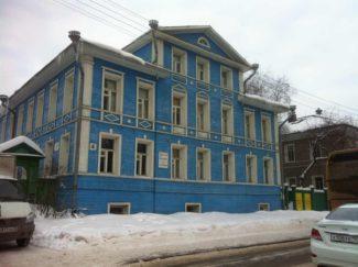 Дом актера, Вологда