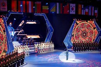 Ансамбль песни и пляски им. Александрова. Фото - Владимир Аносов/РГ