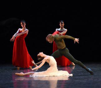 Прима-балерина Большого театра, звезда мирового балета Светлана Захарова представит свою сольную программу Amore