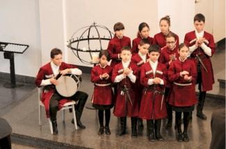 Детский хор из Грузии победил на международном фестивале в Берлине