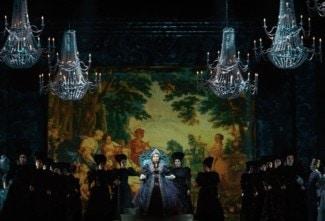 """Премьера """"Пиковой Дамы"""" на 35-м Шаляпинском фестивале. Фото - ТАГТОиБ"""