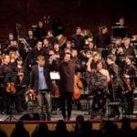 Теодор Курентзис успел продирижировать в Перми очень важным концертом. Фото - Антон Завьялов